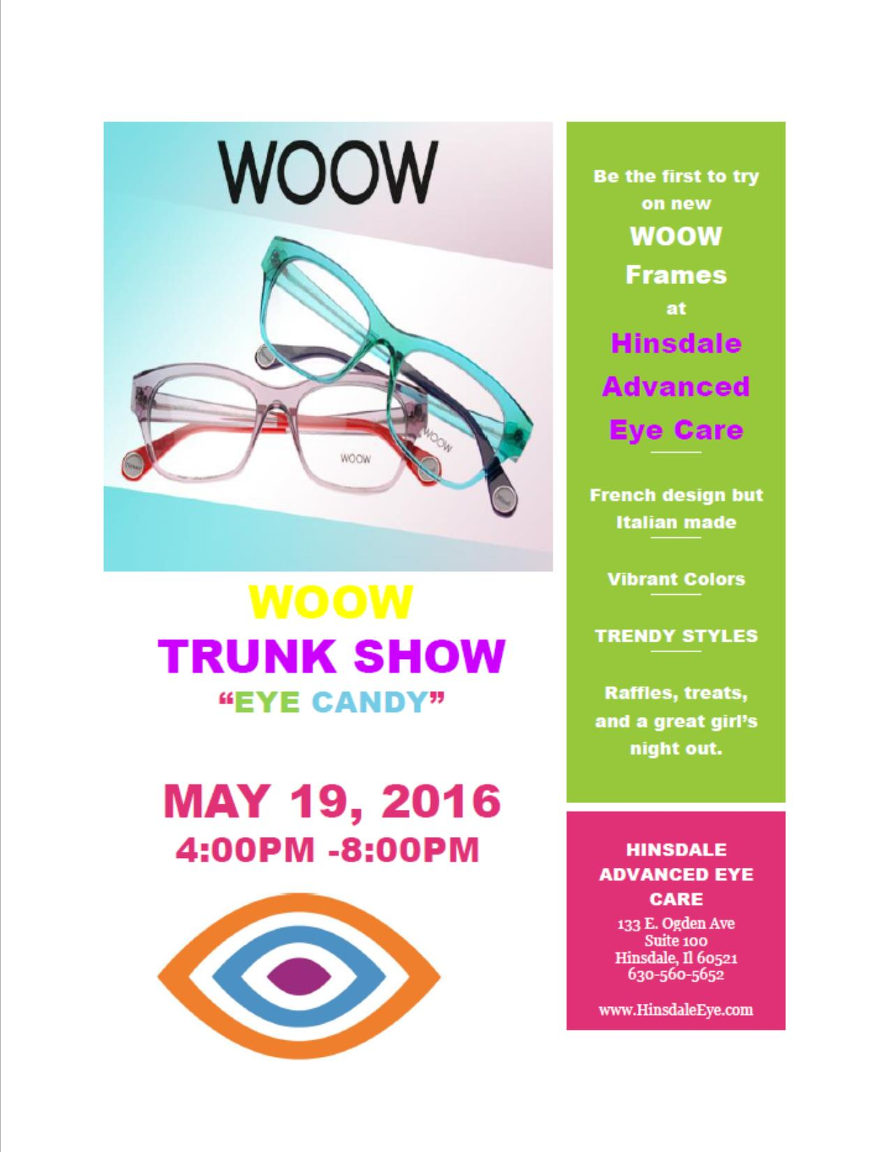 Trunk Show 05192016